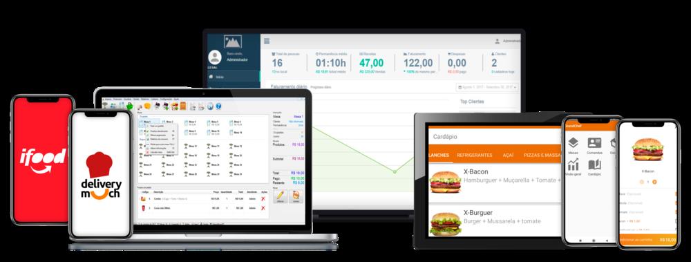 1° melhor aplicativo para restaurante de 2020