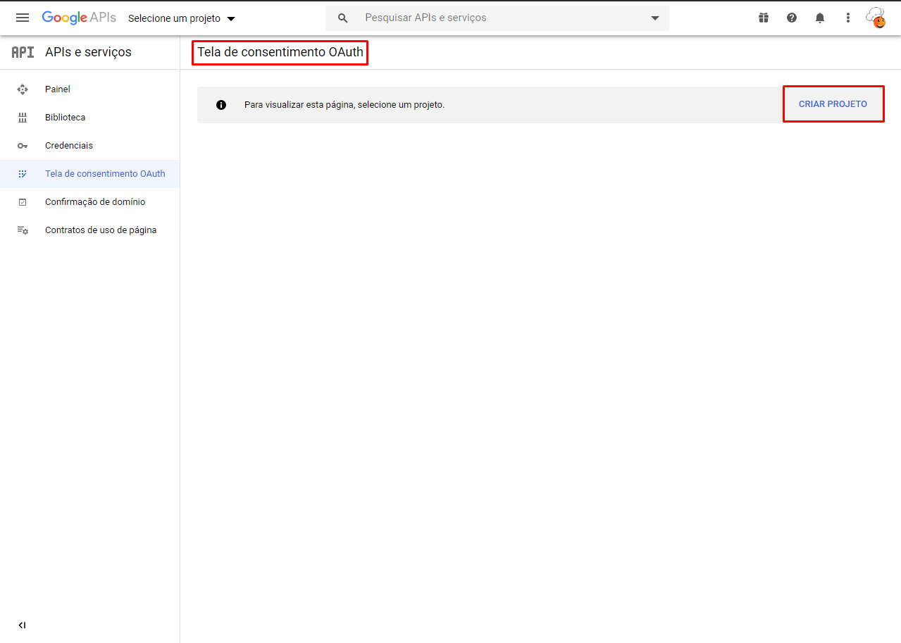 Integração: Login Com Google No GrandChef 2.0