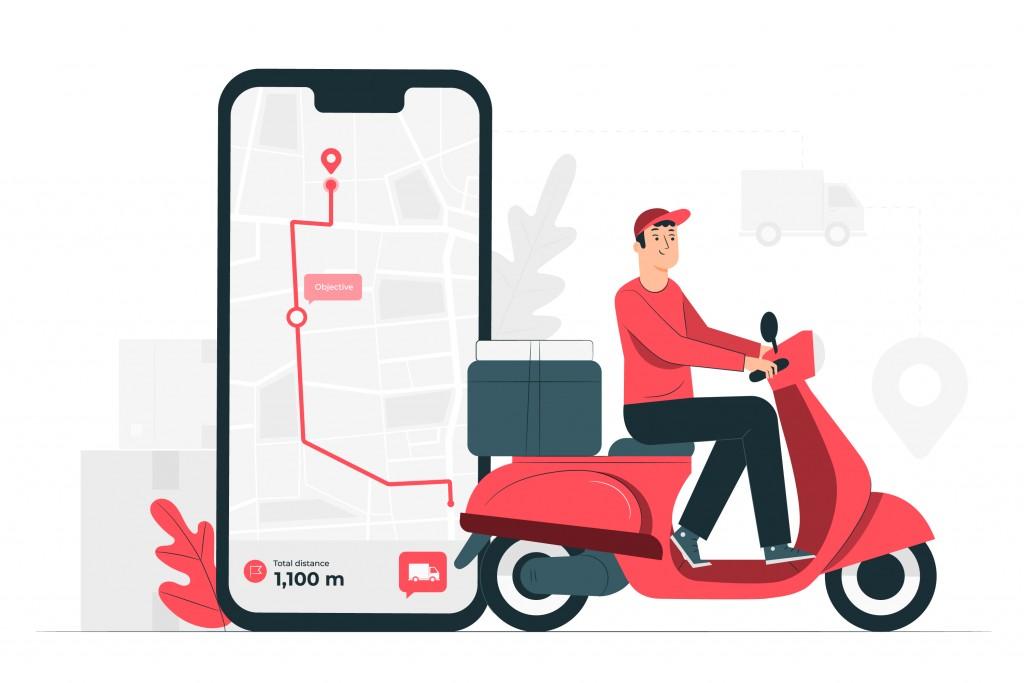 sistema delivery
