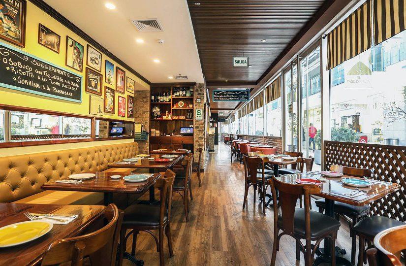 restaurante bistrô